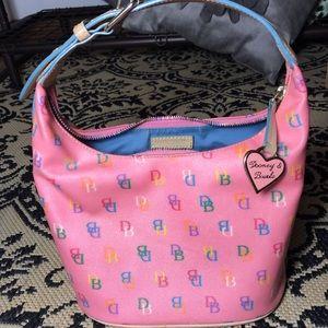 Dooney & Bourke small hobo bag